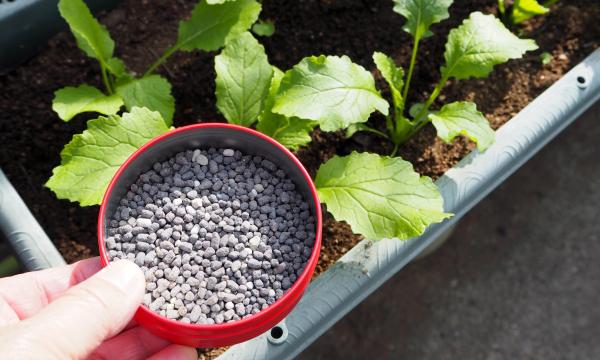 化学肥料肥料の種類