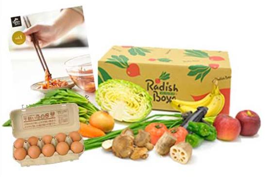 旬の野菜と果物をの楽しむコース